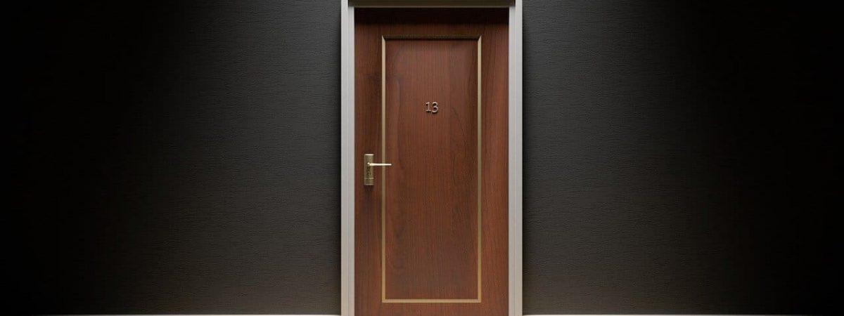 Porte Entrée Appartement Sécurité